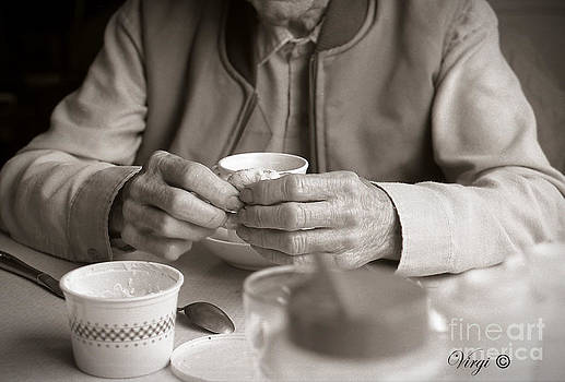 Cup of Tea by Virginia Furness