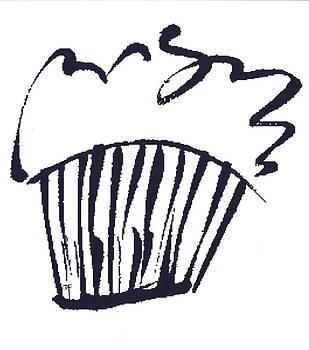 Cupcake by Darlene Flood