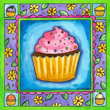 Cupcake by Pamela  Corwin
