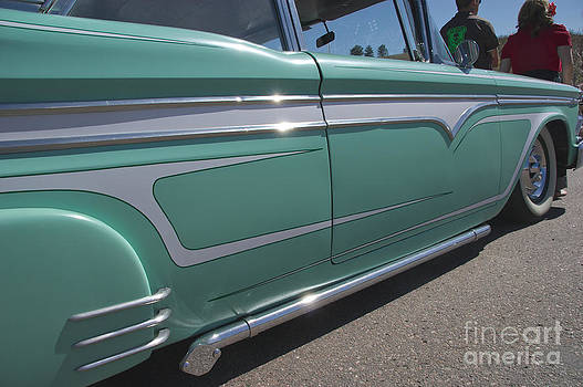 Custom Edsel by David Pettit