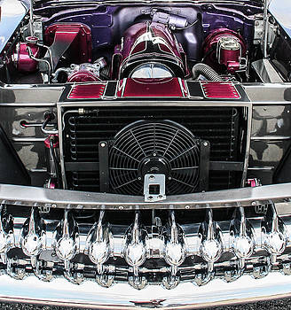 Custom Engine Bay by Erik Hovind