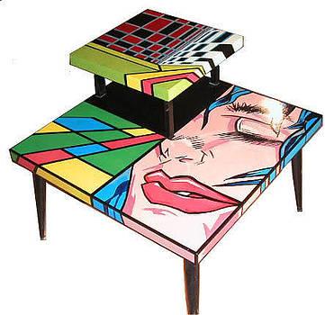 Custom Table by Jordan  Robert