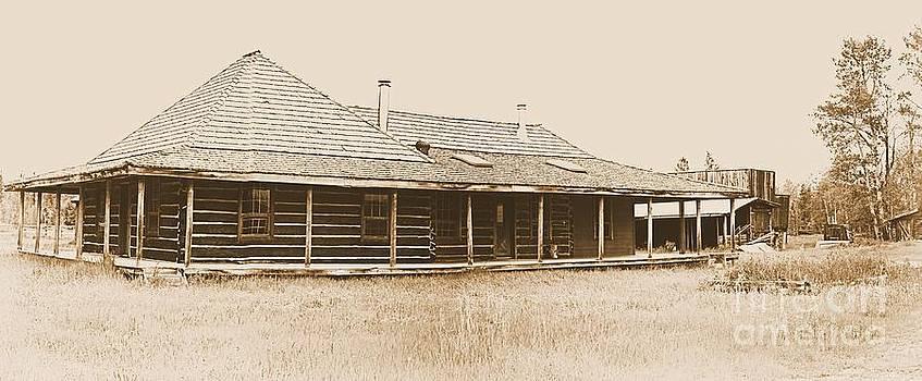 Roland Stanke - Cariboo Ranch