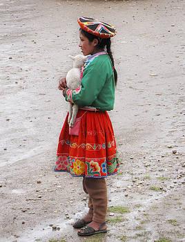 Cuzco girl by Karin De oliveira