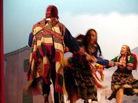 Zofia  Kijak - Cuzco