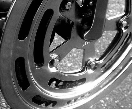 Kevin D Davis - Cycles BW