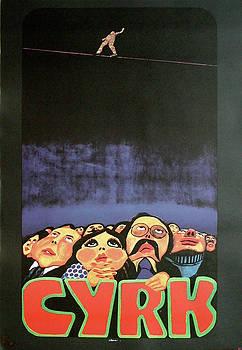 Jan Sawka - Cyrk