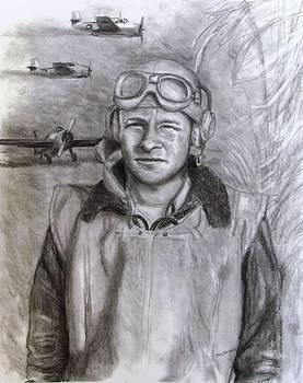 Dad WW2 by Jack Skinner