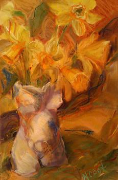 Daffys by Nanci Cook