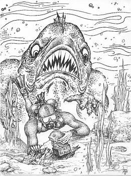 Dagon by Dan Moran