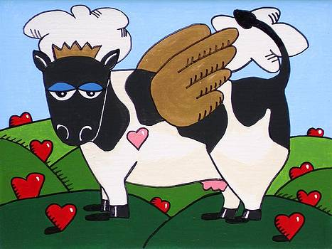 Dairy Queen by JW DeBrock