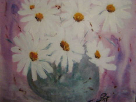 Forartsake Studio - Daisy Floral