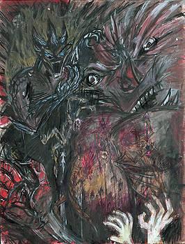 Damnation by Wes Thomason