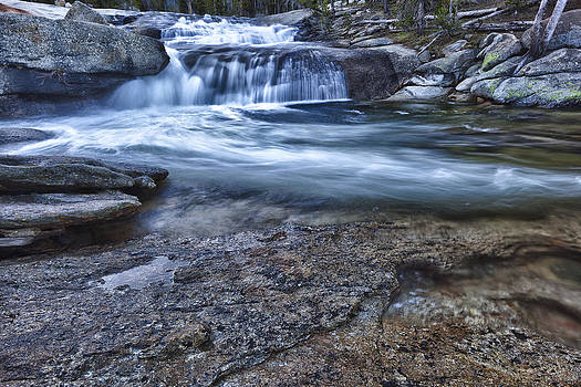 A A - Dana Fork Cascades