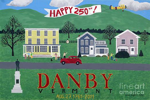 Danbys Celebration by Susan Houghton Debus