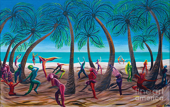 Dance a New Day by Victoria Christian