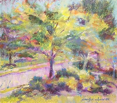 Dance of Light by Jennifer Edwards