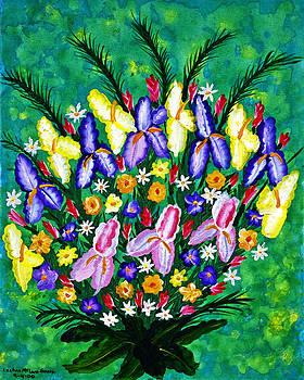 LeeAnn McLaneGoetz McLaneGoetzStudioLLCcom - Dance of the Flowers