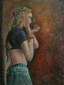 Dance of the Open Hand by Wendie Thompson