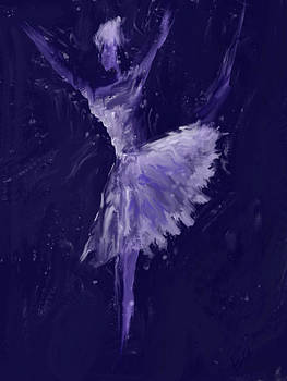 Dancer by Betsey Walker Culliton