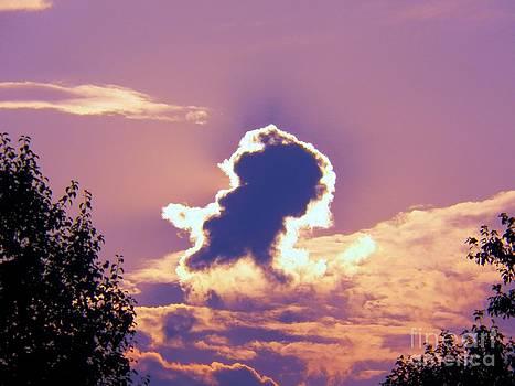 Judy Via-Wolff - Dancing Cloud Formation