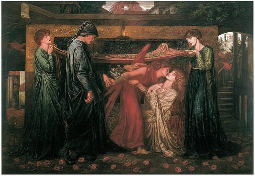 Dante Gabriel Rossetti - Dante