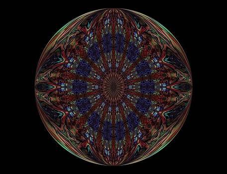 Dark Abalone by Yvette Pichette