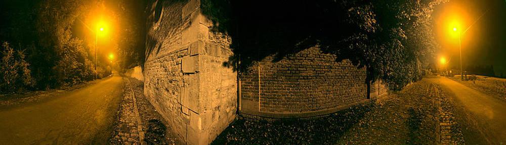 Dark Alley by Erik Tanghe