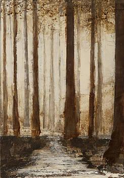 Kaata    Mrachek - Dark Forest Trees