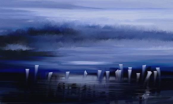 Dark mist by Eleonora Perlic