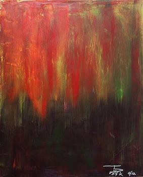 Dark Rising  by Terrance Prysiazniuk