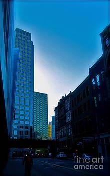 LeLa Becker - Dark Urban Streets