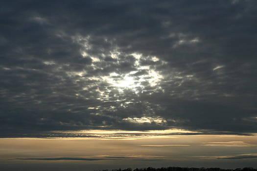 Darkness Envelopes the Sky by Stephen Melcher
