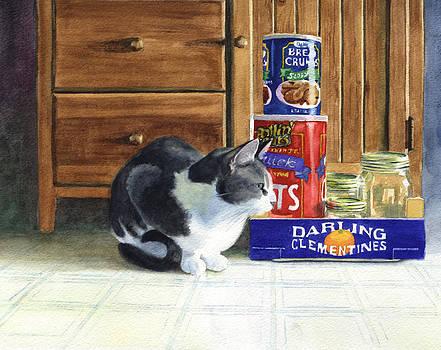 Darling Clementine by Bernadette Kazmarski