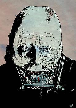 Darth Vader Anakin Skywalker by Giuseppe Cristiano