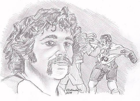 Chris  DelVecchio - Dave Schultz- The Hammer