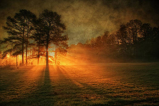 Dawn of a New Day by James Corley