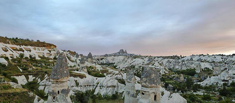 Kantilal Patel - Dawn of Cappadocia