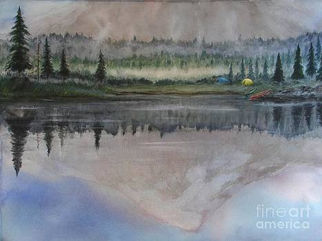 Dawn Reflections by Ronald Tseng