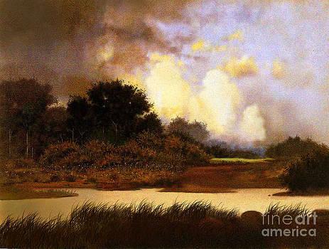 Dawn Sky by Robert Foster