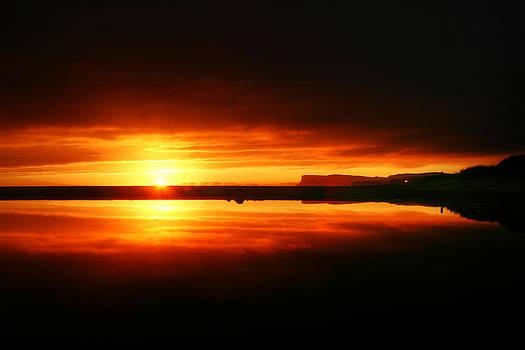 Dawn stillness by David McFarland