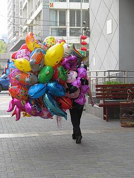 Alfred Ng - day of the balloons