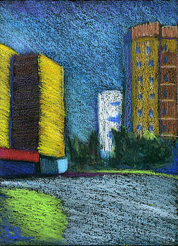 Daylight by Lelia Sorokina