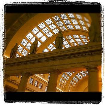 DC Train station by Rachael Sansing
