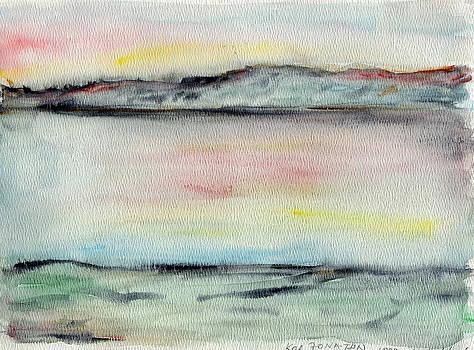 Dead sea by Jonatan Kor
