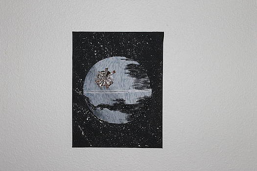 Death Star by Alex Donaghue