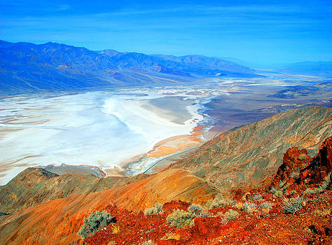 Death Valley by Frank Houck