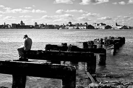 Nicole Neuefeind - Decaying dock