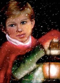 December by Susan Elise Shiebler