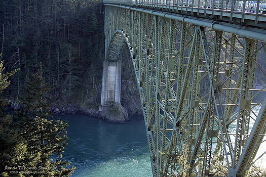 Randall Thomas Stone - Deception Pass Bridge South Span